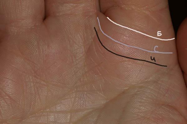 Кольца на руке значение